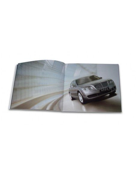 2005 BENTLEY CONTINENTAL FLYING SPUR BROCHURE ENGELS