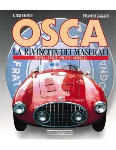 OSCA - LA RIVINGITA DEI MASERATI - BOEK - LUIGI ORSINI / FRANCO ZAGARI