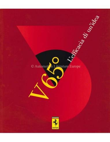 FERRARI - V65 L'EFFICACIA DI UN'IDEA - BOOK