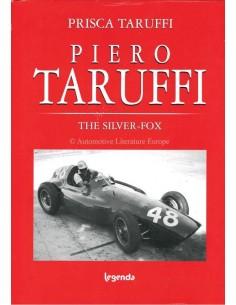 PIERO TARUFFI - THE SILVER FOX - PRISCA TARUFFI - BOEK