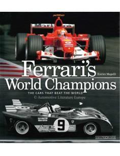 FERRARI WORLD CHAMPIONS - BOEK - ENRICO MAPELLI