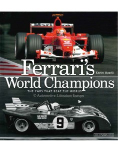FERRARI WORLD CHAMPIONS - BOOK - ENRICO MAPELLI