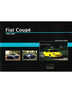 1993 - 2000 - FIAT COUPÉ - HISTORICA - BOOK - ALESSANDRO SANNIA