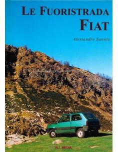 LE FUORISTRADE FIAT - ALLESANDRO SANNIA - BOEK