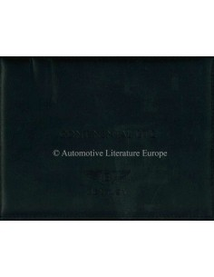 2006 BENTLEY CONTINENTAL GTC OWNER'S MANUAL FRENCH