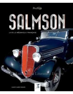 SALMSON - LA BELLE MÉCANIQUE FRANÇAISE - BOOK
