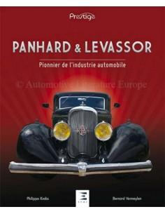 PANHARD & LEVASSOR - PIONNIER DE L'INDUSTRIE AUTOMOBILE - BOEK