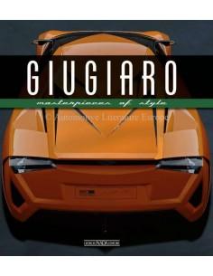GIUGIARO - MASTERPIECES OF STYLE - LUCIANO GREGGIO - BOOK