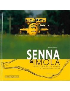 SENNA & IMOLA - UNA STORIA NELLA STORIA - A STORY WITHIN A STORY - MARIO DONNINI - BOOK