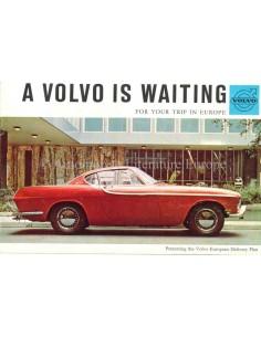 1960 VOLVO RANGE BROCHURE ENGLISH
