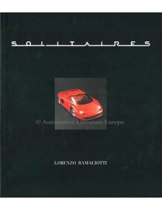 PININFARINA - SOLITAIRES - LORENZO RAMACIOTTI - BOOK