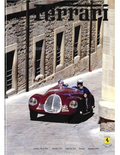 1999 FERRARI CLUB GREAT BRITAIN MAGAZINE 122