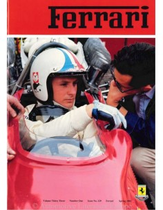 2001 FERRARI CLUB GREAT BRITAIN MAGAZINE 129