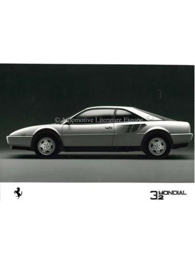1988 FERRARI MONDIAL 3.2 PRESSEBILD