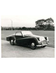 1955 TRIUMPH TR3 CABRIOLET PRESSEBILD