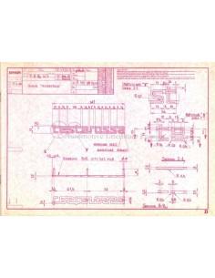 1984 FERRARI TESTAROSSA PERSMAP DUITS 324/84