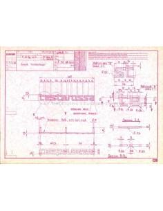 1984 FERRARI TESTAROSSA PRESSKIT ENGLISH 324/84