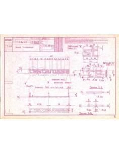 1984 FERRARI TESTAROSSA PRESSEMAPPE ITALIENISCH 324/84