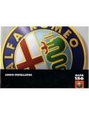 2003 ALFA ROMEO 156 AUDIO INSTRUCTIEBOEKJE ENGELS