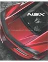 2016 HONDA NSX BROCHURE FRANS
