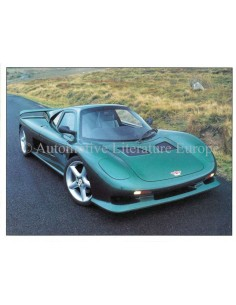 1995 ASCARI FGT BROCHURE ENGLISH