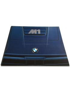 1978 BMW M1 BROCHURE FRENCH