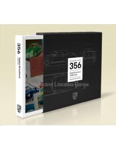 THE PORSCHE 356 SALES BROCHURE COLLECTION BOOK - MARK WEGH - BOOK