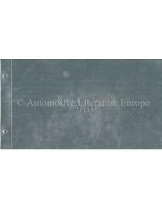 2004 PONTIAC GTO PROSPEKT ENGLISCH USA