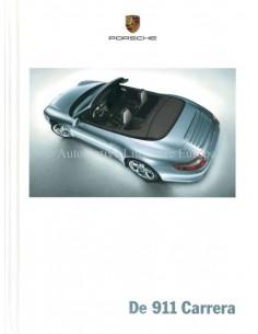 2006 PORSCHE 911 CARRERA HARDCOVER BROCHURE ENGELS