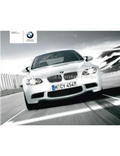 2007 BMW M3 COUPÉ PROSPEKT NIEDERLÄNDISCH
