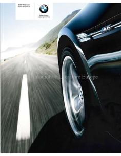 2008 BMW M6 BROCHURE DUTCH