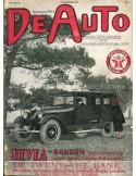 1925 DE AUTO MAGAZIN 2 NIEDERLÄNDISCH