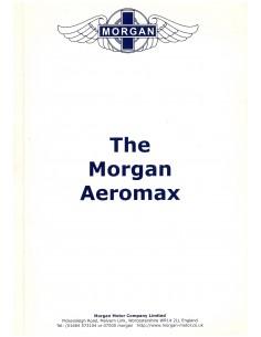 2005 MORGAN AEROMAX PROSPEKT ENGLISCH