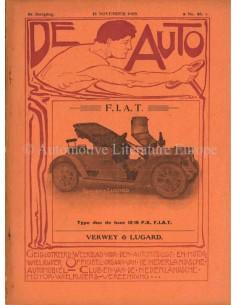 1909 DE AUTO MAGAZINE 46 NEDERLANDS