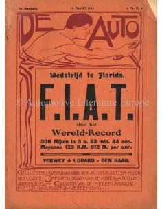 1908 DE AUTO MAGAZIN 13 NIEDERLÄNDISCH
