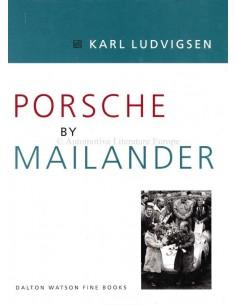 PORSCHE BY MAILANDER - 1950-1955 - BOOK