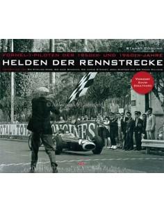 HELDEN DER RENNSTRECKE - STUART CODLING - BOEK