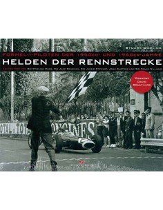 HELDEN DER RENNSTRECKE -  STUART CODLING - BOOK