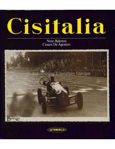 CISITALIA - NINO BALESTRA & CESARE DE AGOSTINI - BOOK