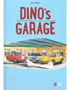 DINO'S GARAGE - HEINZ SWOBODA - BOOK