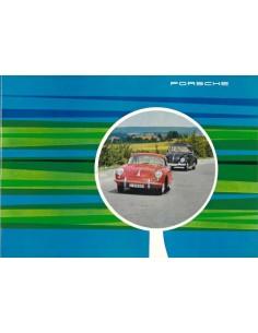 1962 PORSCHE 356 B BROCHURE GERMAN