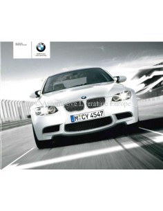 2008 BMW M3 COUPÉ BROCHURE DUTCH