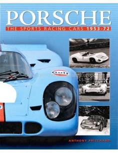 PORSCHE CARRERA - ROLF SPRENGER & STEVE HEINRICHS - BOOK