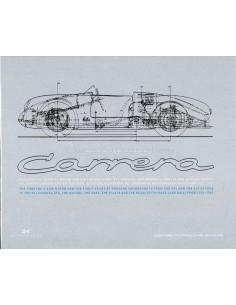 PORSCHE CARRERA - ROLF SPRENGER & STEVE HEINRICHS - 2014 - BOOK