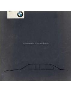 2000 BMW L7 PROSPEKT ENGLISCH