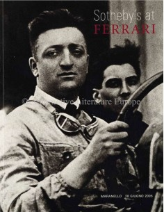 2005 SOTHEBY'S AT FERRARI AUKTION KATALOG