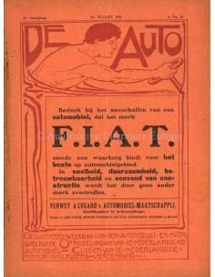 1911 DE AUTO MAGAZIN 11 NIEDERLÄNDISCH