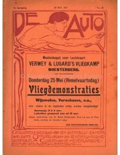 1911 DE AUTO MAGAZIN 21 NIEDERLÄNDISCH