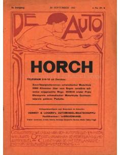 1912 DE AUTO MAGAZIN 39 NIEDERLÄNDISCH