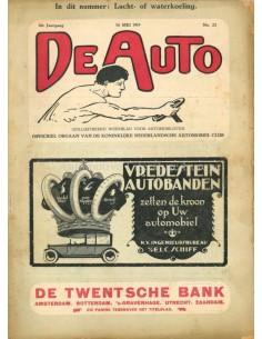 1919 DE AUTO MAGAZIN 22 NIEDERLÄNDISCH